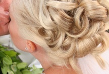 Hair - occasion styles / by Rebecca Haughey