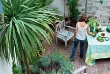 Outdoor spaces / by Florence Finds