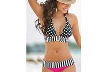 Polka Dots + Stripes ☀ / by South Beach Swimsuits