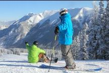 Fabulous Ski Vacations / by USA TODAY 10Best