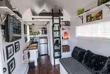 Trailers and Tiny Homes! / by Teresa Bell
