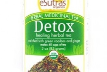 Teas and Tisanes / by eSutras Organics