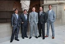 For the Groom / Groosmen Photos / Ideas on fashion for the groom and groomsmen