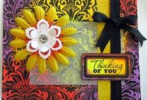 My creations / Pics of my papercrafting. / by Penny Douphinett