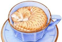 Here Kitty, Kitty... / Cool ideas for entertaining Chai. / by Jill Lybarger