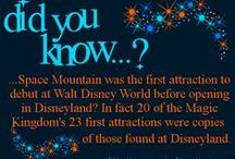 Disney Did You Know? / by Lisette Hanson