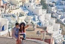 Dream Honeymoon / Any of these locations would be a dream place for your honeymoon.