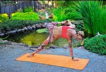 The Perfect Outdoor Yoga Mat / Our handwoven, cotton mats are the ideal mat for outdoor yoga!