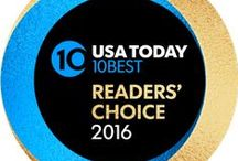 Readers' Choice Winners / Check out our readers' travel favorites, from zoos to hotel bars and everything in between!