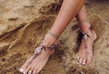 Foot Jewelry ☀ / by South Beach Swimsuits