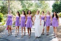 Bridesmaid Ideas and Fashion / Ideas for bridemaids