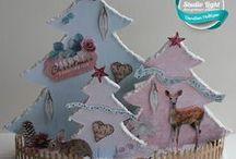 Sweet Winter Season / Prachtige kerstlijn van Studio Light en voorbeelden.