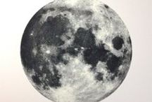 Moon Light / Lunar inspiration for home, office and outdoor spaces.  / by Yasemin Richie
