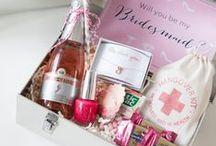 Bridesmaid Gifts & Goodies