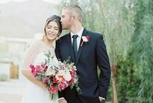 Palm Springs Wedding Photographer / Ace Hotel Wedding / by Lilia Photography