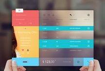 UI Design / by Ryan Shelton