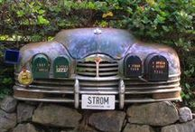 Great Upcycles / Take junk and make it awesome