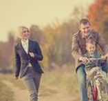 FAMILY PHOTOGRAPHY:  IDEAS / Family photography inspiration family portrait  father, mother,  baby