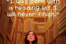 Books / by Kristina Malin