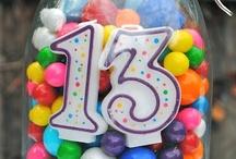 Birthday ideas / by Kristina Malin