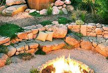 YARD / Ideas for a beautiful yard.  / by Janelle Monroe