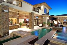 Places I'd Like to Live / Desired residences....and their trappings... www.markdavidgerson.com