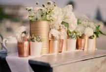 Wedding trends & Inspiration for Brides / with so many choices what's a girl to do? create a pinterest board of course! - This will be a board of great options for a beach wedding, with a non traditional flair.