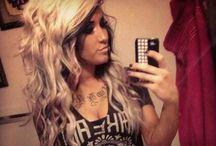 Hurrrrrrr / I'm a little hair obsessed !! / by Marsi Taylor