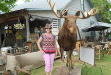 Warrenton/Round Top / Located on the side of Highway 237 just north of La Grange, Texas. My favorite place to shop!
