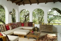 Exterior Decor / Exterior decor, home decor, patio, porch, sunroom, diy, furniture  / by Maggie Healy