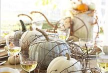Thanksgiving  / Thanksgiving. Thanksgiving DIY projects, Decor, Recipes and Entertaining ideas! / by Maggie Healy
