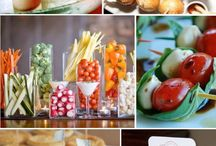 Appetizers and Salad Recipes / by Maggie Healy