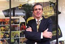 Festival letterario Grado Giallo / Alcune immagini delle passate edizioni del festival letterario Grado Giallo, Grado (GO) - Italy