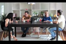 Monapart Living Team / Here, the team behind the scenes. Handsome, right? | Aquí el equipo entre bambalinas. Guapos, ¿verdad?  / by Monapart Living