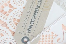 Invitations - Ashley Douglass Events
