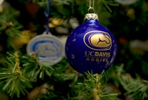 Aggie Gift Ideas  / This collection of gift ideas for the holiday season will spotlight the very things that reflect our academics and art, agriculture and the arboretum, and more / by UC Davis