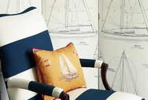 Navy to nautical design - Ashley Douglass Events