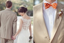 Shades of orange - Ashley Douglass Events