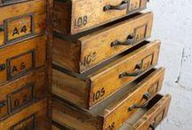 Drawers galore