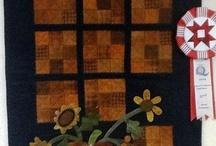 mini quilts / by Linda Simons
