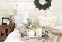 // Bedroom Retreat / Home Decor, Bedroom Decor, Bedroom Ideas, DIY, Decor Ideas, Interior Design, Farmhouse Style
