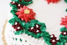 Christmas / Christmas food, desserts, favors, and inspiration!