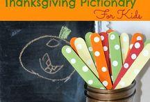 Thanksgiving  / by Kristina Malin