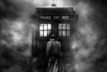 We're All Stories in the End / A tribute to Dr. Who and his world / by ḏḥwty foxe
