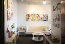 Photo studio - office
