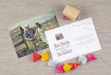 Wedding invitation / Invitaciones de boda