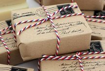 It's a wrap / Clever ways to wrap gifts