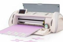 Such a cut up / Just bought a used Cricut Expression. Now, it's time to have some FUN!