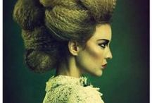 ART: HAIR STYL / inspirations for fine art photography projects