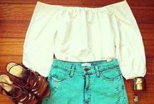 Fashion Favorites / by Bethany Fletcher